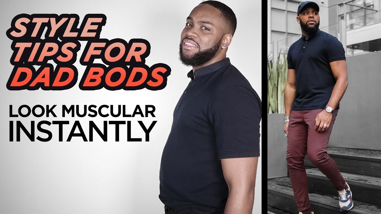Style Tips To Make Chubby Guys Look More MUSCULAR ? | 3 Clothing Tricks | StyleOnDeck