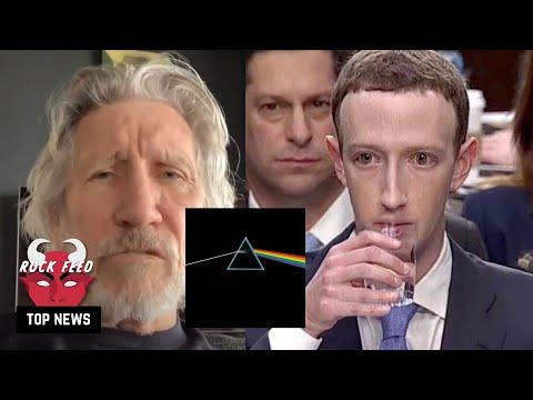 Pink Floyd's Roger Goes Off On Mark Zuckerberg, Refuses Giant Facebook Offer