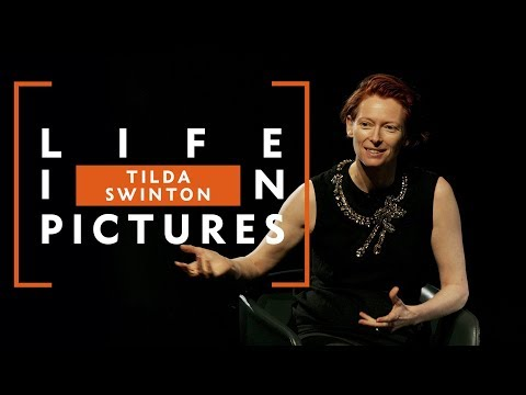 Tilda Swinton: A Life In Pictures