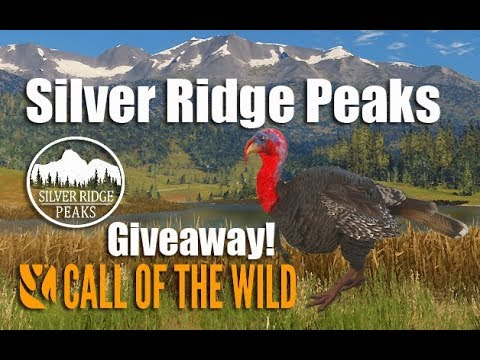 Silver Ridge Peaks Giveaway ! - TheHunter Call Of The Wild