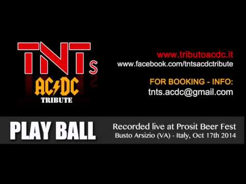 AC/DC Play ball NEW SONG - Audio - by TNTs AC/DC Tribute