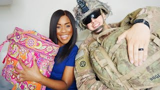 Nurse & Soldier || What's In Our Work Bags?!