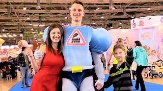 #МУЛЬТИМИР - Фестиваль детских развлечений! Игры для детей и игрушки из мультиков на мультимир 2017