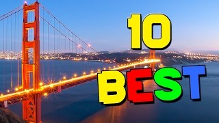 10 Best Tourist Attractions In America