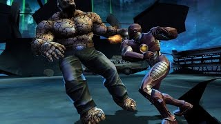 Marvel Nemesis Rise of the Imperfects Gameplay