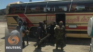 Assad regains control of Homs for first time since start of war