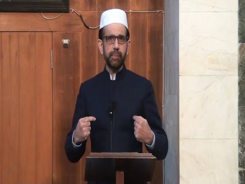 Qaroon's character, Khutba, by Engineer Wahaj us Siraj (Juma 06-01-17) HD