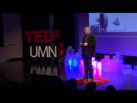 Powering Progress: Smart Infrastructure and The Future of Cities: Massoud Amin at TEDxUMN