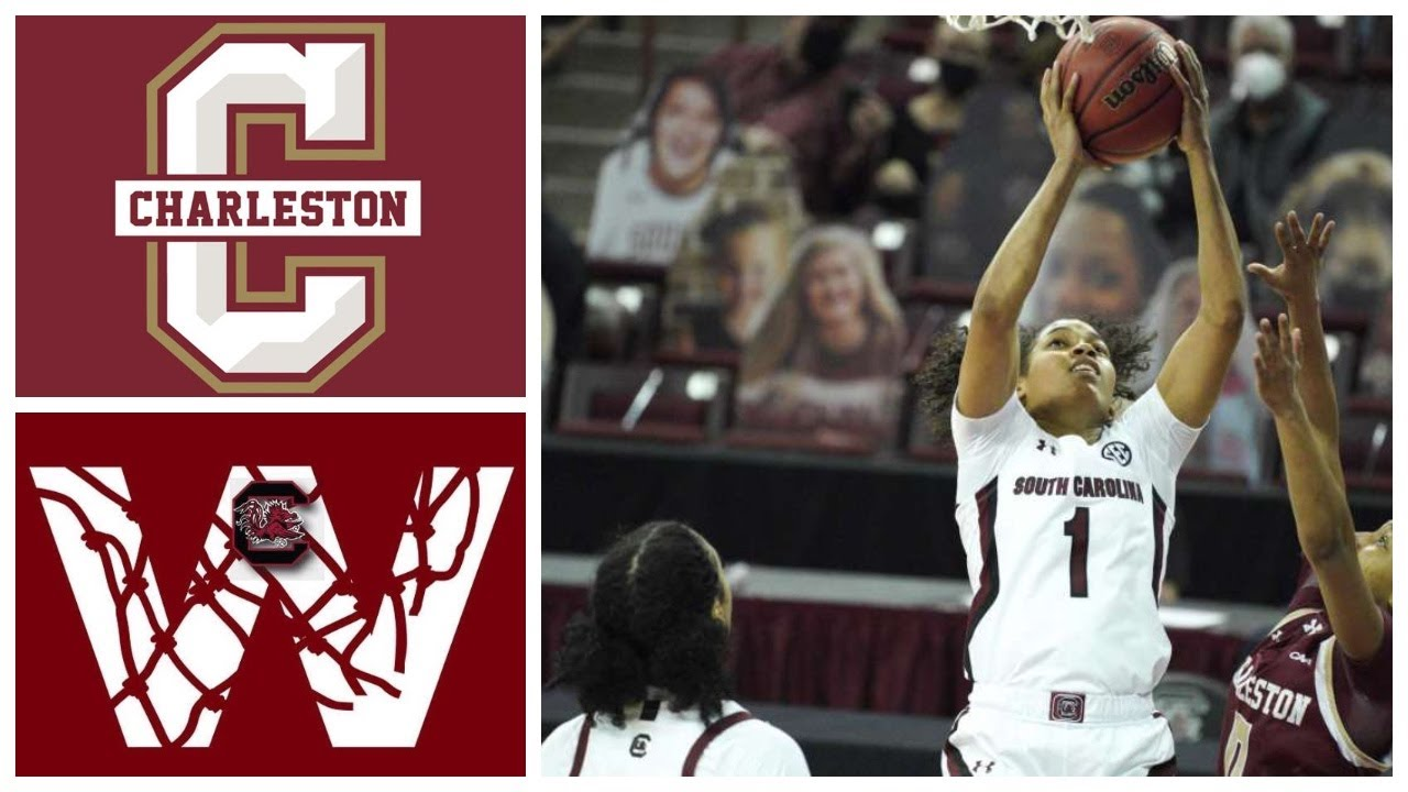 College of Charleston vs. #1 South Carolina Highlights | November 25, 2020 | Women's Basketball
