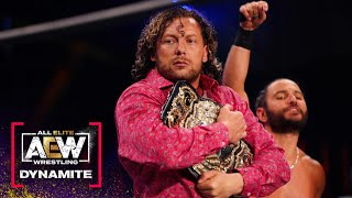 Is Kenny Omega's AEW World Championship in Danger?   AEW Friday Night Dynamite, 6/11 /21