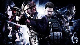 RESIDENT EVIL w/ MY GIRLFRIEND!! (Resident Evil 6 - Part 1)