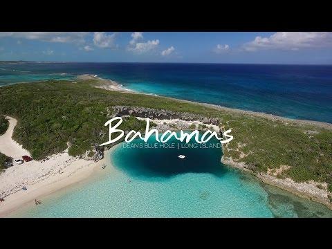 BAHAMAS | DEANS BLUE HOLE, LONG ISLAND