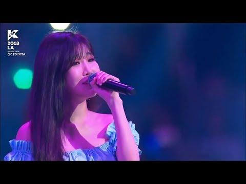 Davichi 다비치 - This Love (Live) (KCON 2018 LA)