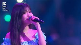 Download Davichi 다비치 - This Love (Live) (KCON 2018 LA)