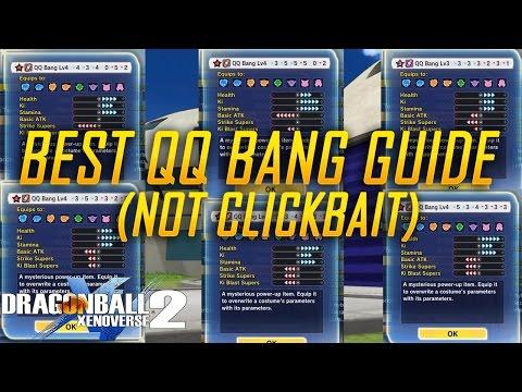BEST QQ BANG GUIDE (NOT CLICKBAIT) | DRAGON BALL XENOVERSE 2