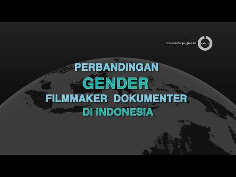 Perbandingan Gender Filmmaker Dokumenter | Filmmaker perempuan dari berbagai wilayah di Indonesia