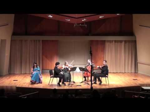 Reena Esmail: String Quartet - Salastina Music Society