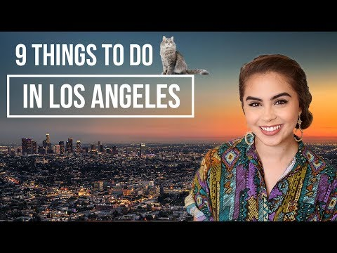 9 NON-BASIC Things to Do in Los Angeles | Jessica MacCleary ♡