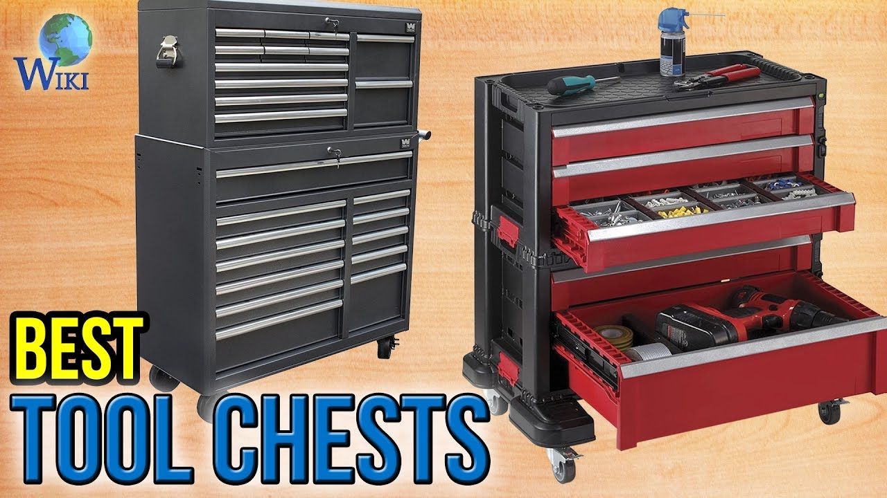 9 Best Tool Chests 2017 Youtube