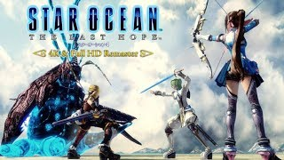 Star Ocean The Last Hope 4K  ( PC ) ..   Battle System Explained Plus Game Play Tips