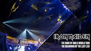 Iron Maiden - The Last Leg (of The Book Of Souls World Tour)