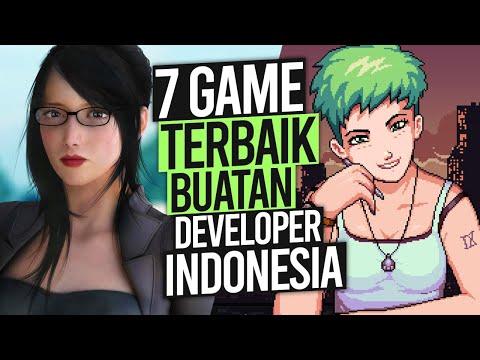 7 GAME TERBAIK Buatan Developer Indonesia
