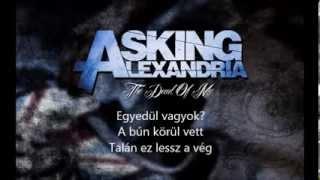 Asking Alexandria-Death of Me (magyar felirat)