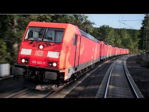 Train Sim World 2020 - Ruhr-Sieg Locomotive Move |