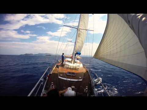 Sailing yacht-charter Viola of London