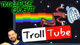 TROLLFACE QUEST TROLLTUBE | FENOMEN YOUTUBE VİDEOLARI