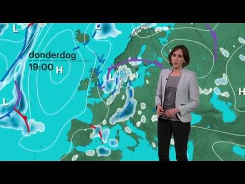RTL weather woman says fuck during broadcast HD