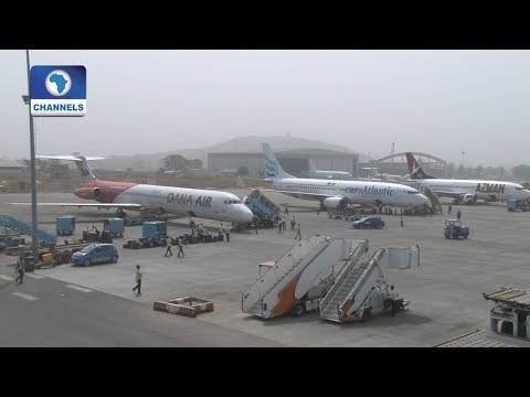 B/Ground Report On Aviation Sector Funding  Aviation This Week 