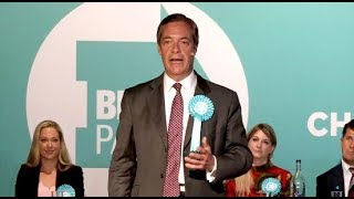 www.thebrexitparty.org | @BrexitParty_UK • Brexit Party Rally, Frim...