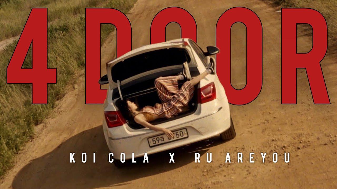 Download Koi Cola & Ru AREYOU - 4door (Official Music Video) Starring Cheshir Ha