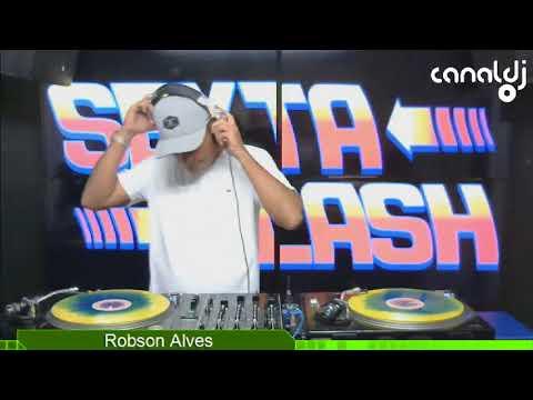 DJ Robson Alves - Eurodance - Programa Sexta Flash - 01.06.2018