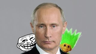 Russia's Online Troll Army Is Huge, Hilarious & Already Everywhere