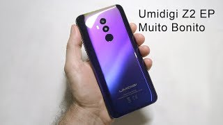 UMIDIGI Z2 Special Edition - Unboxing (Brasil)