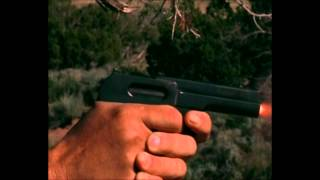 slow motion 1907 dreyse pistol