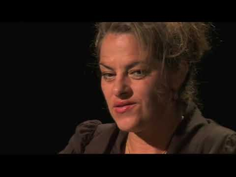 Tracey Emin, Bedgasm remix, humility and truth interview with Robert Hughes