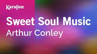 Karaoke Sweet Soul Music - Arthur Conley *