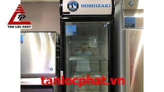 Cung cấp tủ đông tủ mát cánh kính Hoshizaki giá rẻ nhất thị trường