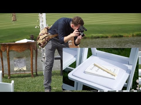 Wedding Filmmaking Behind the Scenes - Sarah and Danny