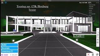 ROBLOX | Excursionando meu 479k BLOXBURG casa