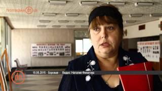 «Мы бежали из плена, нас хотели расстрелять», - семья переселенцев из Луганской области(15 мая в поселке городского типа Боровая (Харьковская область) прошла защита бизнес-планов переселенцев..., 2015-05-17T16:46:24.000Z)