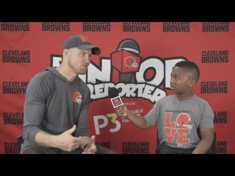 Junior Reporter with Josh McCown