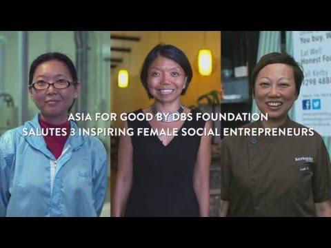 3 Women Winning At Social Entrepreneurship