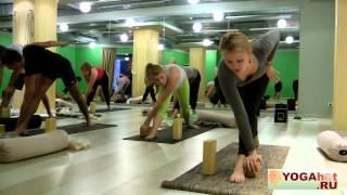 Горячая йога в Екатеринбурге