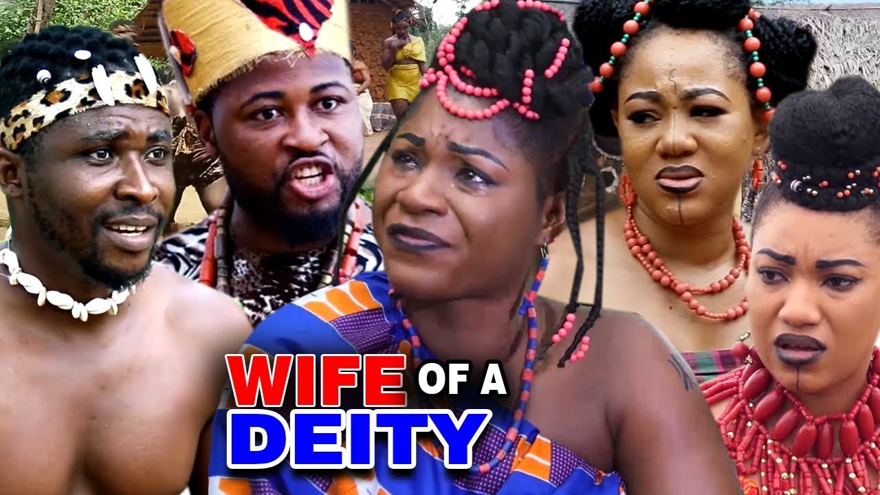 "Download Wife Of A Deity Season 7&8 ""FINAL SEASON"" - (Ugezu J Ugezu) 2019 Latest Nollywood Epic Movie"