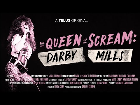 Darby Mills: Queen of Scream