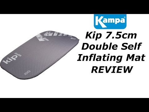 Kampa Kip Double Self Inflating Mat